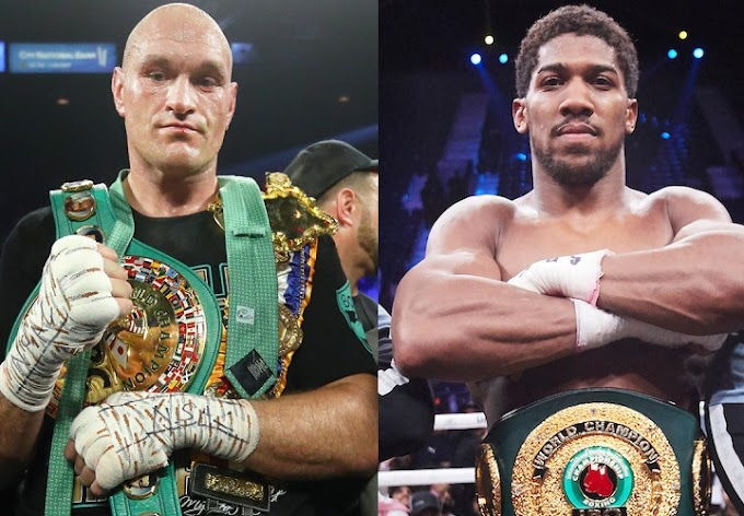 'I Don't Think He's As Good As People Crack Him Up To Be' Tyson Fury
