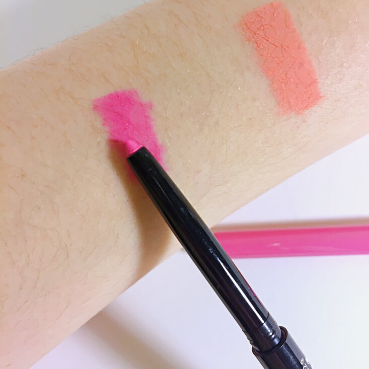 wet n wild perfectPout Gel Lip Liner Pink Electro