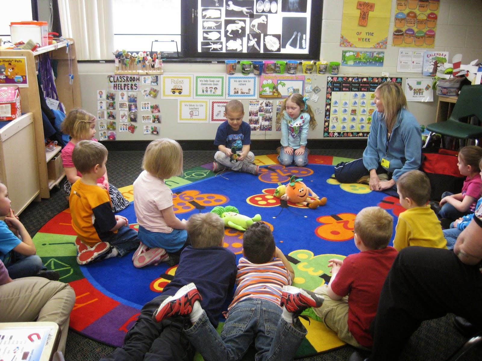 Van Y Preschool Preview: Life Cycles, Community Helpers ...
