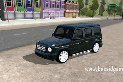Mod Mobil Mercedes Benz G-Class By NanoNano