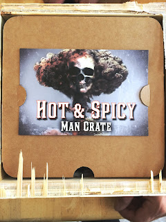 Hot & Spicy Man Crate Review