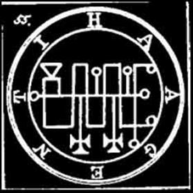 haagenti, hedenti, hegenit, sigilo, goetia