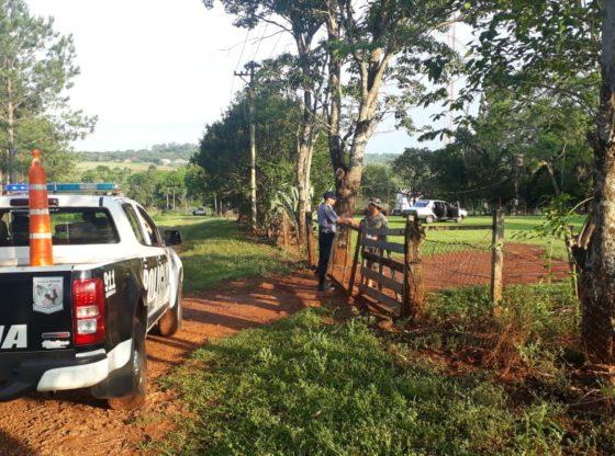 Parada Leis: Vecinos y Policías se reunieron para trabajar en prevención