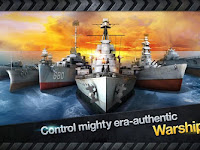 Download WARSHIP BATTLE : 3D World War II v2.0.7 Apk Mod (Unlimited Money)