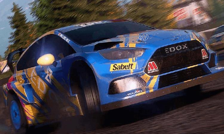 تحميل لعبة V Rally 4