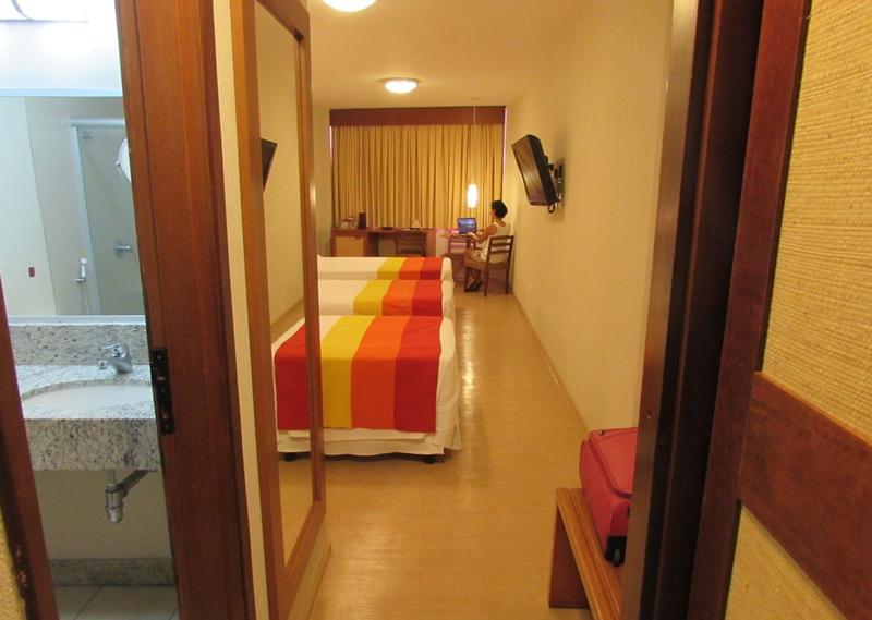 Hotel em Fortaleza, centro de convenções