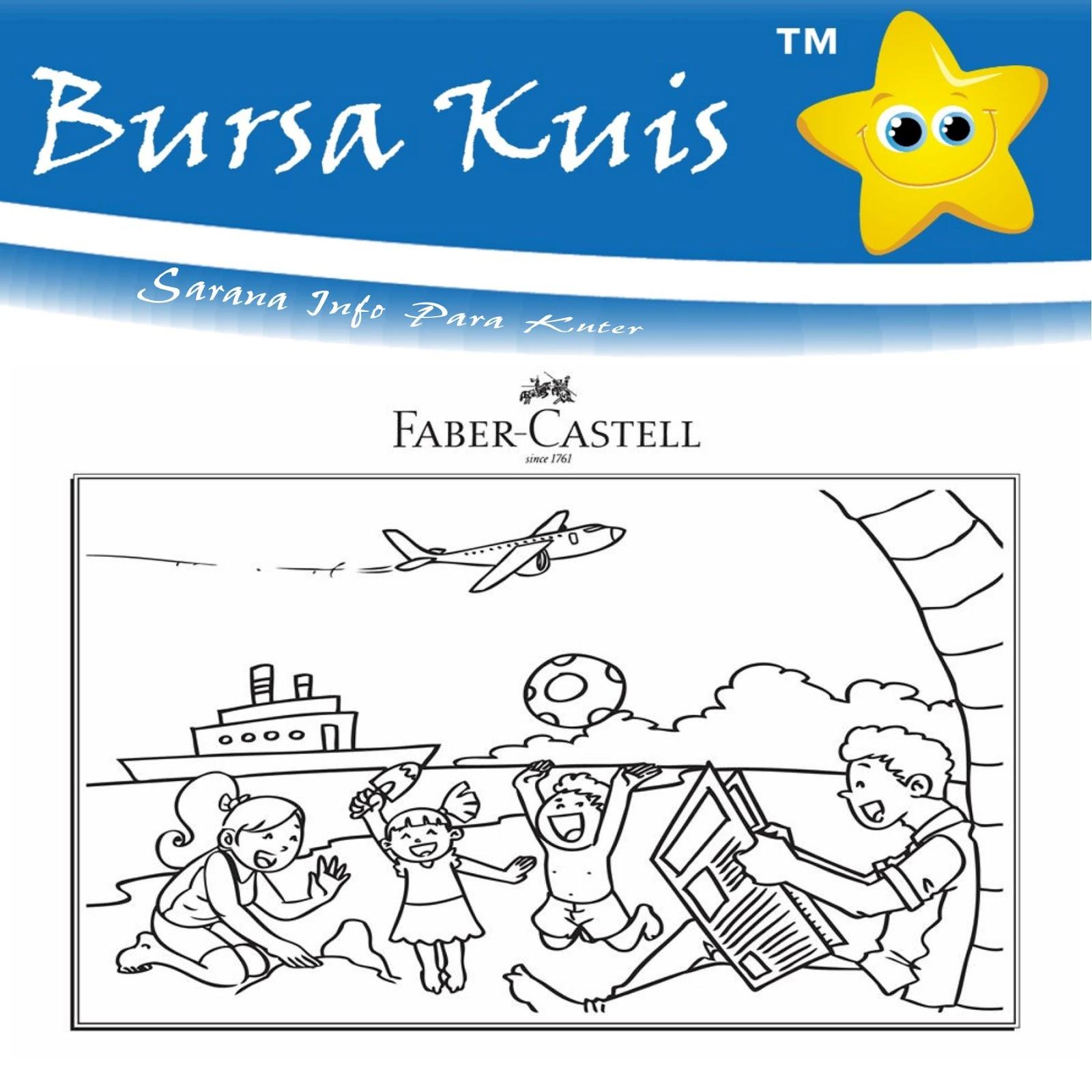Kuis Rayakan Kebersamaan Bersama Faber Castell Berhadiah Wow ...