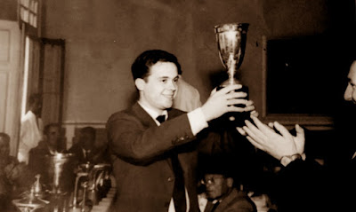 Jaume Anguera Maestro en junio de 1963
