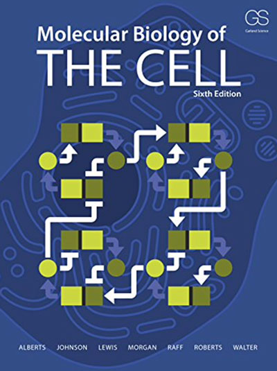 Molecular Biology of the Cell (Source: Garland Science, 6th edition)
