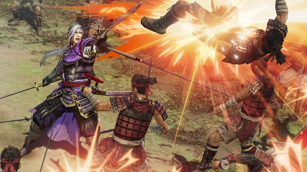 KOEI TECMO Announces Four New Characters Ready to Storm the Battlefield in SAMURAI WARRIORS 5