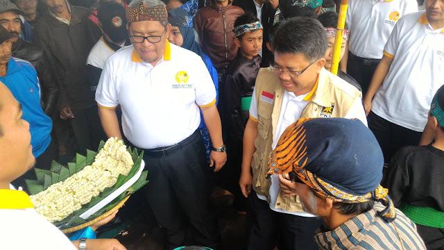 PKS Lounching Sekolah Tani, Pemprov Jabar Siap Bekerjasama