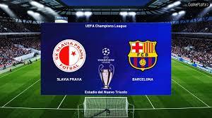 بث مباشر مشاهده مباراة برشلونة و سلافيا براج بدوري ابطال اوروبا 5-10-2019