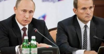 Россия назвала Медведчука основным переговорщиком по обмену заключенными
