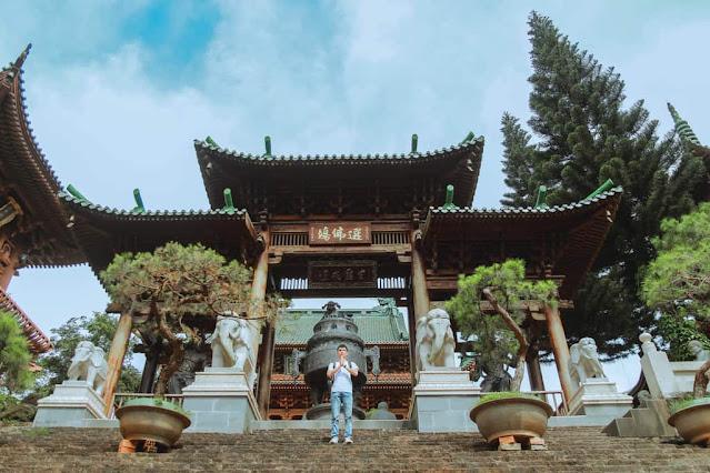 Chùa Minh Thành - Ngôi chùa hot nhất nhì ở Gia Lai