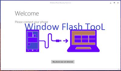 Windows Phones Flash Tool Image