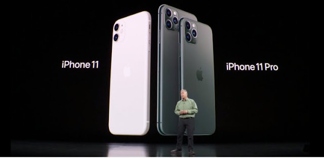 announce the iPhone 11