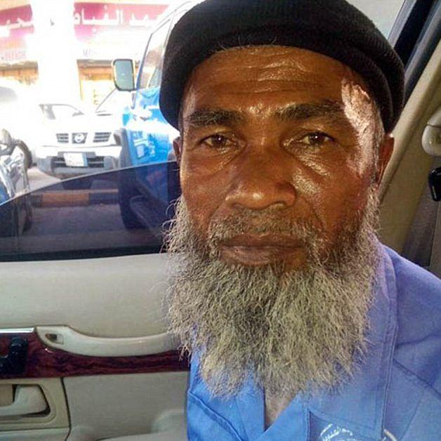 Mr Nazer al-Islam Abdul Karim, 65, a Bangladeshi