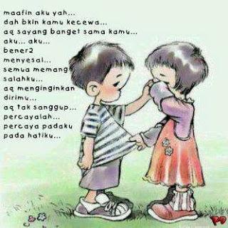 Gambar Kata Kata Romantis Kasih Sayang