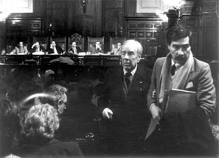 Borges y el juicio a las Juntas Militares argentinas