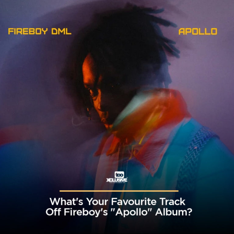 "What's Your Favourite Track Off Fireboy's ""Apollo"" Album ? #Arewapublisize"