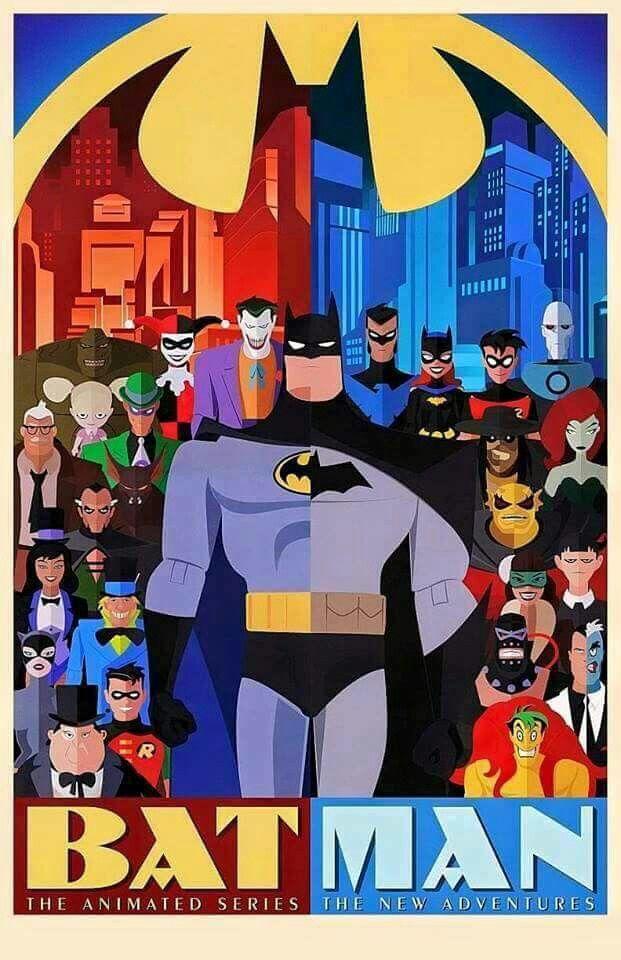 Batman La Serie Animada 1080p Español Latino
