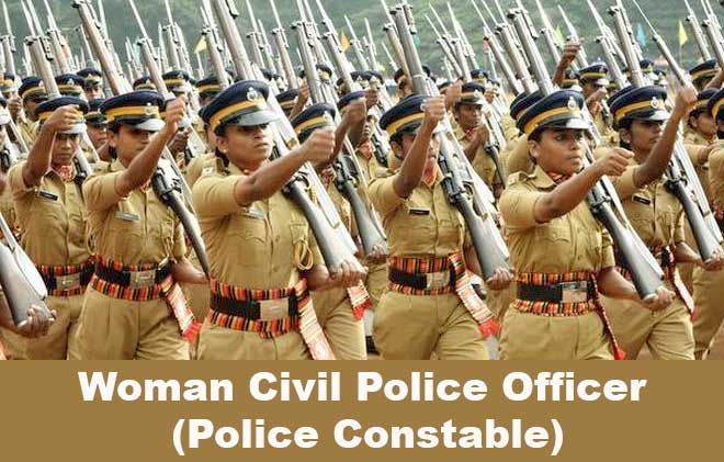 PSC Woman Police Constable