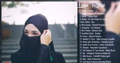 Koleksi 170 Lagu Religi Islami Pilihan Terbaik Spesial Bulan Ramadan Terbaru