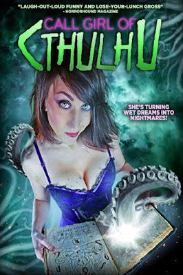 Chá de VHS - Call Girl of Cthulhu