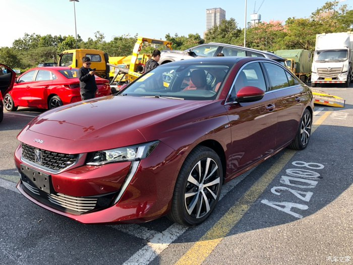 [Chine] Guangzhou International Automobile Exhibition 2019 Q9