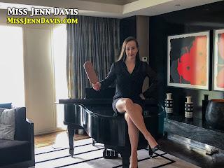 Professional Disciplinarian Miss Jenn DavisProfessional Disciplinarian Miss Jenn Davis
