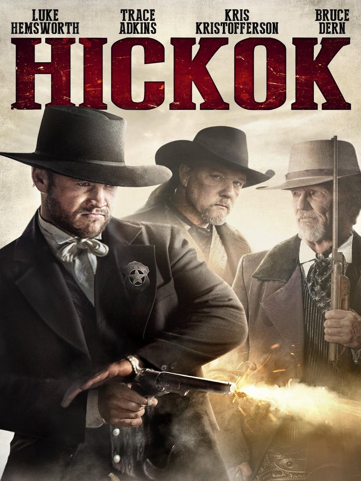 Hickok [2017] [DVDR] [NTSC] [Latino]