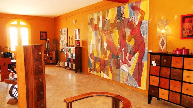 Art, artisanat, culture, tourisme, LEUKSENEGAL, Dakar, Sénégal, Afrique
