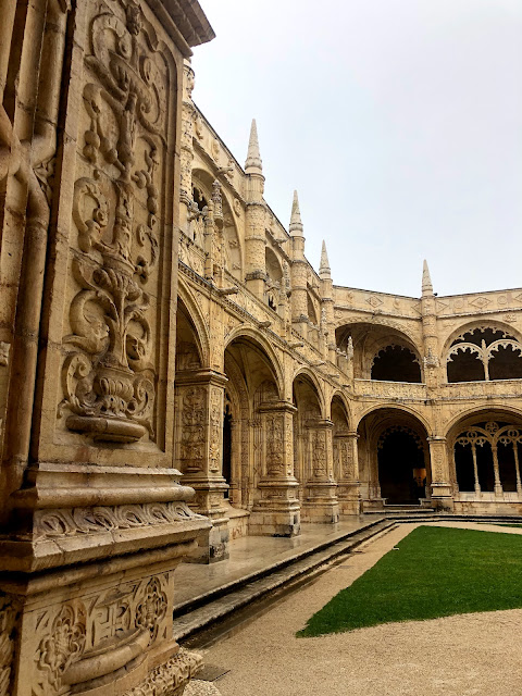 cloisters belem
