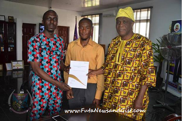 Lawal Saheed Adesile - best physiology student in Nigeria