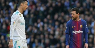 ليو ميسي يحمل رقمًا قياسيًا لكريستيانو رونالدو في الدوري الأسباني