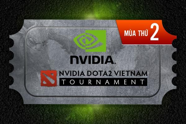 nvidia dota2 tour s2 - Điểm lại những giải đấu Dota 2 lớn từng được tổ chức tại Việt Nam (Phần 2)
