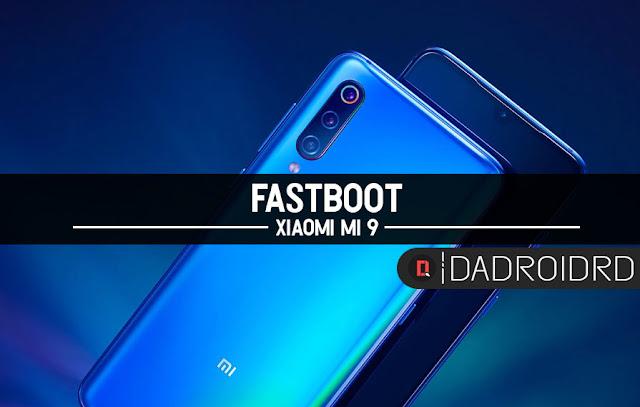 Fastboot Xiaomi Mi 9