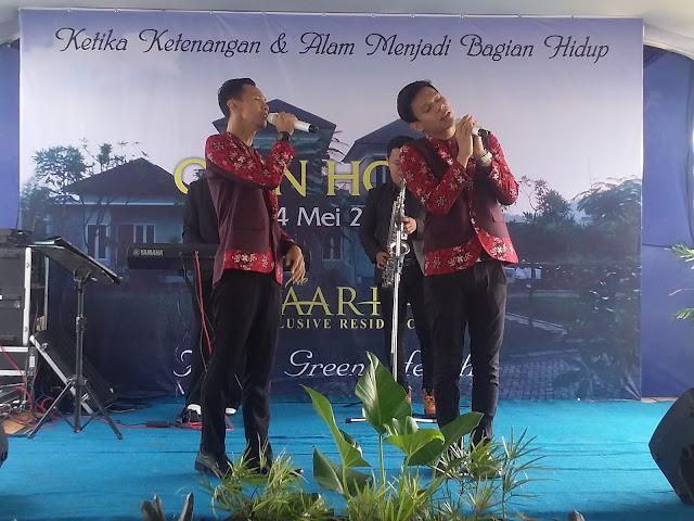 HP. 0857-9999-1272 (M3) : Hiburan Nasyid Islami / event / wedding | Syahdu Nasyid - Open House The Daara Exclusive Residens