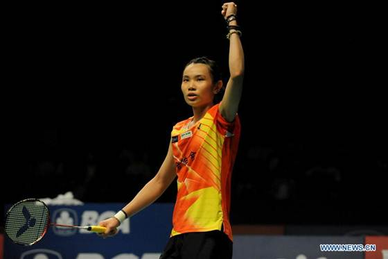 Australian Badminton Open 2016 Tunggal Putri