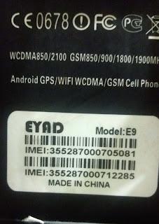 Image result for Eyad E9 Mt6572