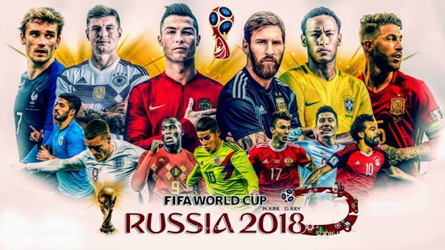 Russia World Cup 2018 Mode for Reda Stadium Repack V2 PES 2017