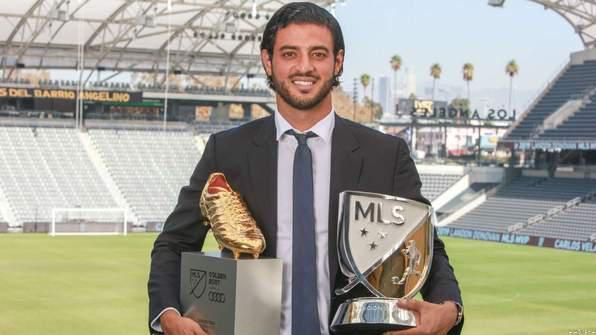 Carlos Vela Beats Ibra to MLS MVP Gong
