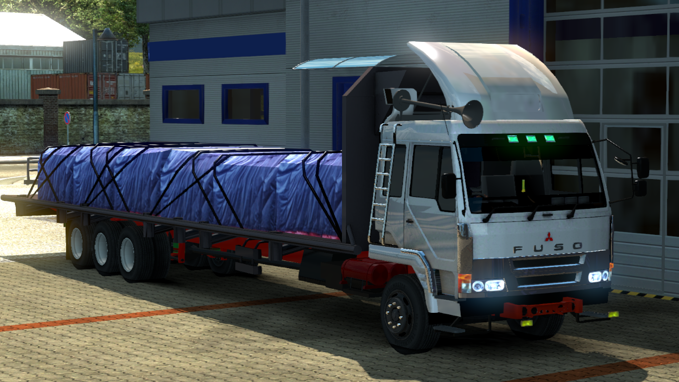 Fuso Tribal Update 130 Free Kets2i Brbr Ets2 Euro Truck Simulator 2 V130 Dan Mod Indonesia
