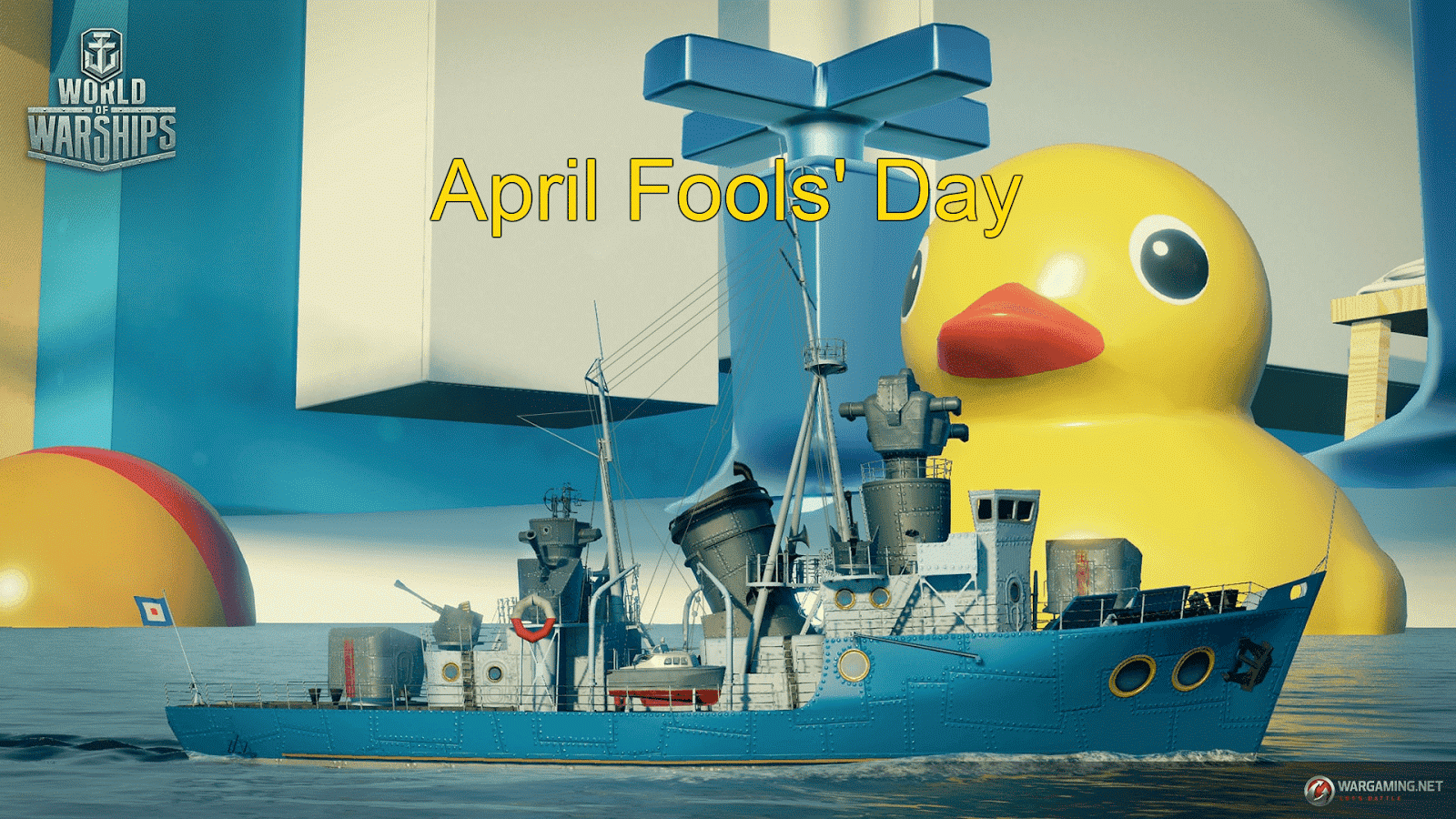 April Fools' Day in Online Games