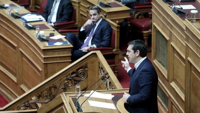 Αλέξης Τσίπρας: Ο Μητσοτάκης να δώσει σήμερα κιόλας τη λίστα με τα ποσά που διένειμε στα ΜΜΕ