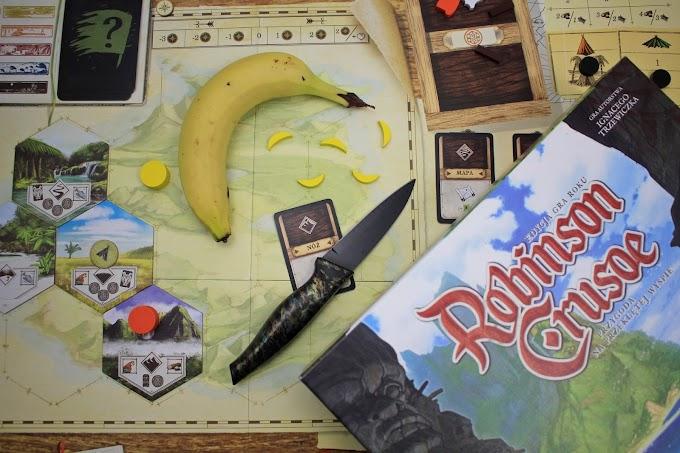 Robinson Crusoe: Przygoda na przeklętej wyspie - jak walczyliśmy o przetrwanie? Wrażenia z gry kooperacyjnej
