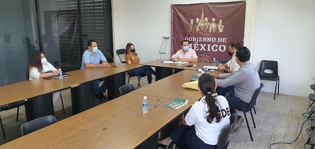 Sellan y resguardan inmuebles, vehículos y estacionamientos de Bienestar en Yucatán