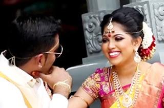 Malaysia Indian Wedding Ceremony Montage