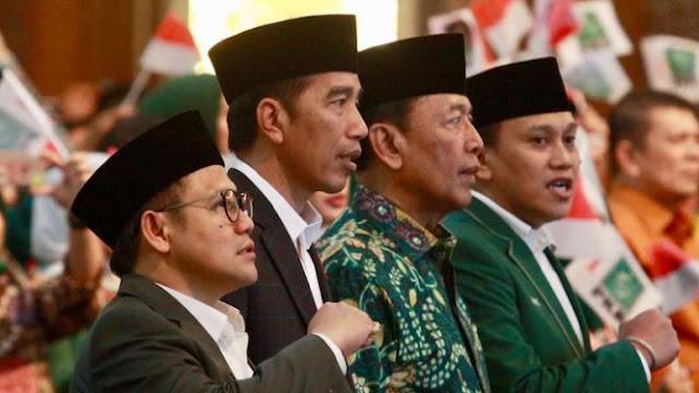 Cak Imin: Jangan Dikira Bahasa Inggris Jokowi Jelek