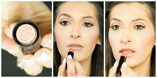 Natural makeup pretty beauty glam tutorial laurajanestyle